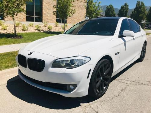 small resolution of 2011 bmw 5 series 535i bountiful ut