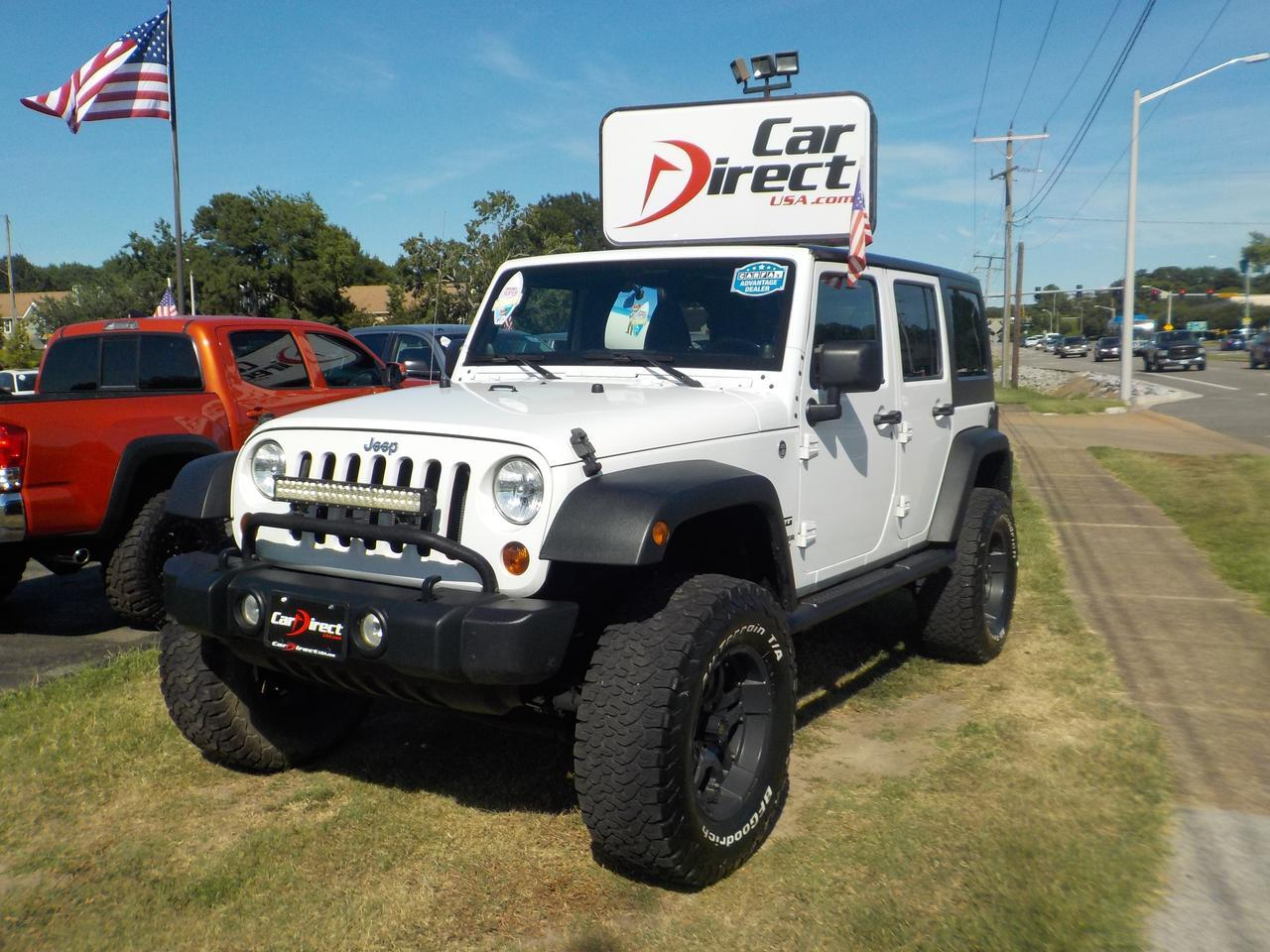 hight resolution of 2011 jeep wrangler unlimited sport 4x4 warranty hard top manual alpine stereo