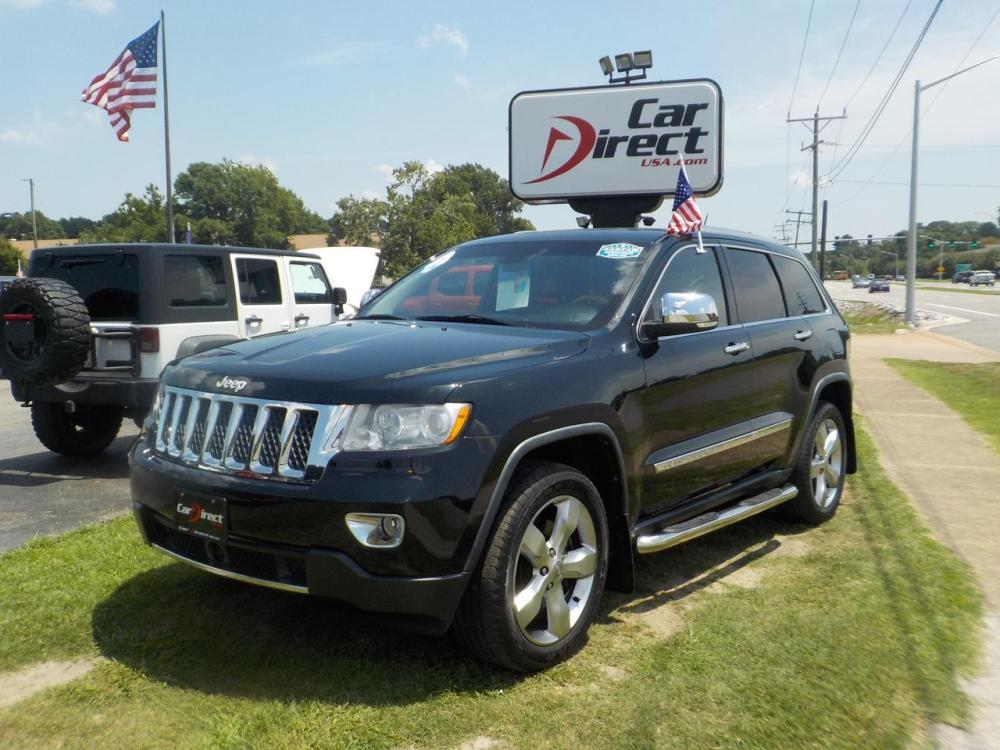 medium resolution of 2012 jeep grand cherokee overland 4x4 warranty dvd navi heated a