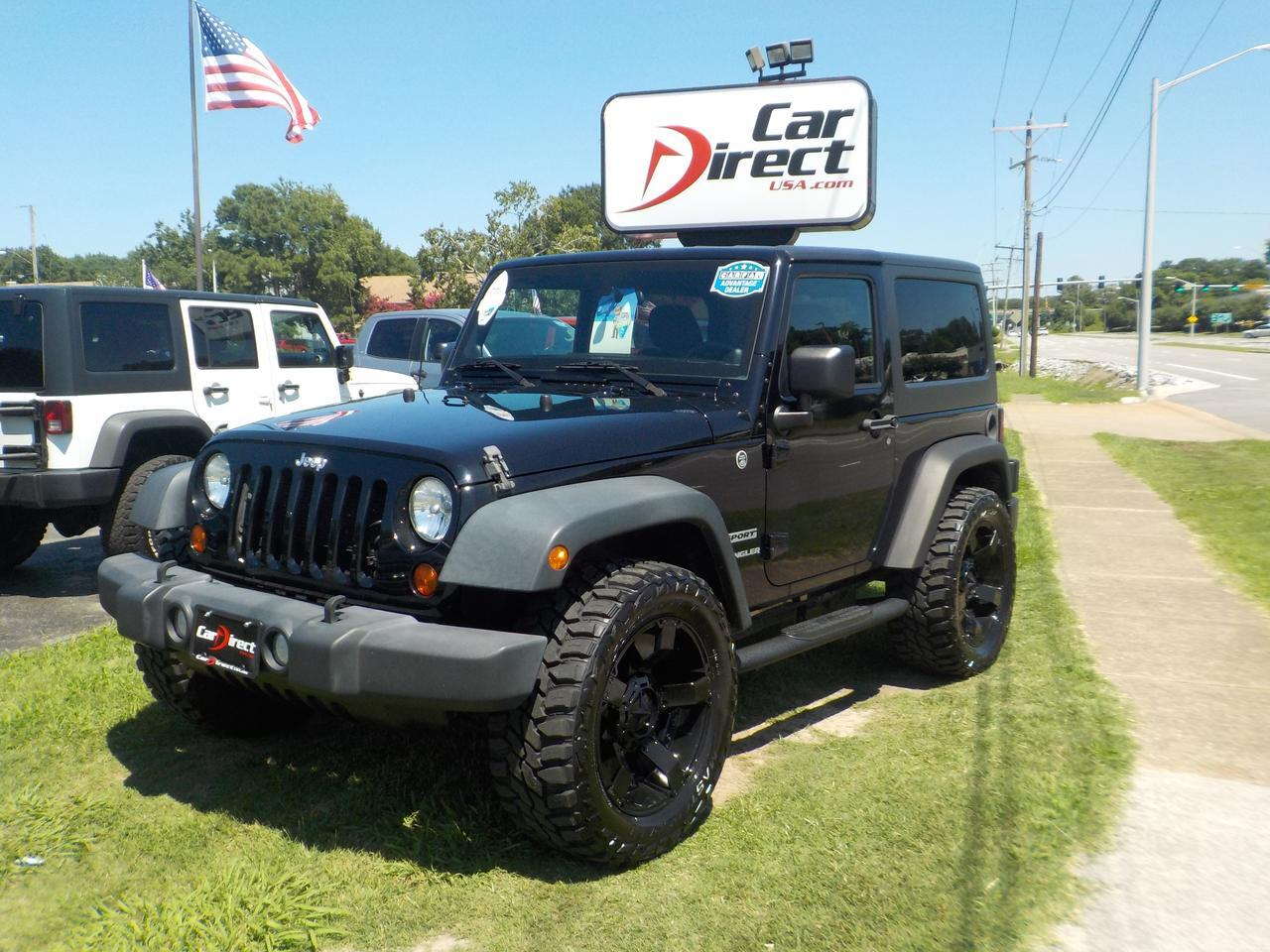 hight resolution of 2012 jeep wrangler sport 4x4 warranty hard top uconnect xd wheels