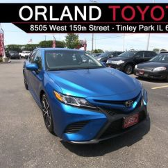 Brand New Toyota Camry Se Grand Avanza 1.3 Veloz A/t 2018 Near Chicago Tinley Park Il 25222124