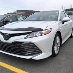 All New Toyota Camry Yaris Trd Matic Saint John Nb 2018 Xle