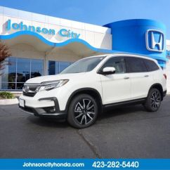 Honda Pilot Captains Chairs Pictures Of Beach And Umbrella 2019 Touring W Rear Johnson City Tn 28433930