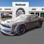 New 2020 Dodge Challenger Srt Hellcat Redeye Widebody Granite Exterior Paint For Sale In Redlands Ca 2c3cdzl93lh198156