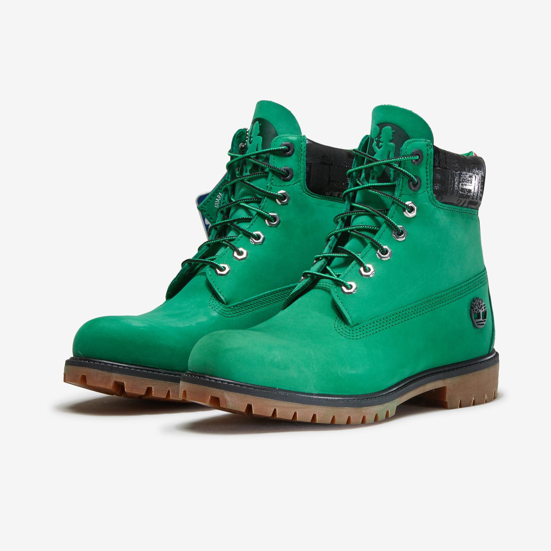 Timberland Nba Boston Celtics X Timberland Boots
