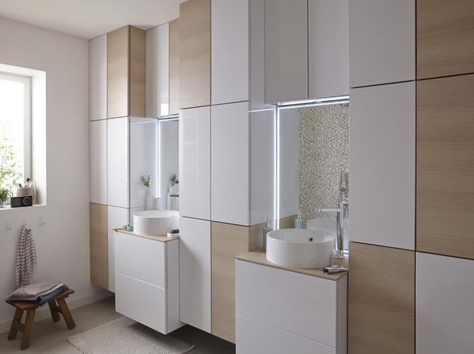 40 armoires de salle de bains elle decoration