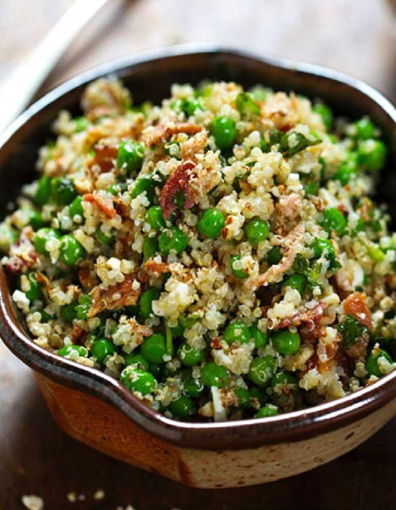 Salade Healthy Salade De Quinoa 20 Salades Healthy
