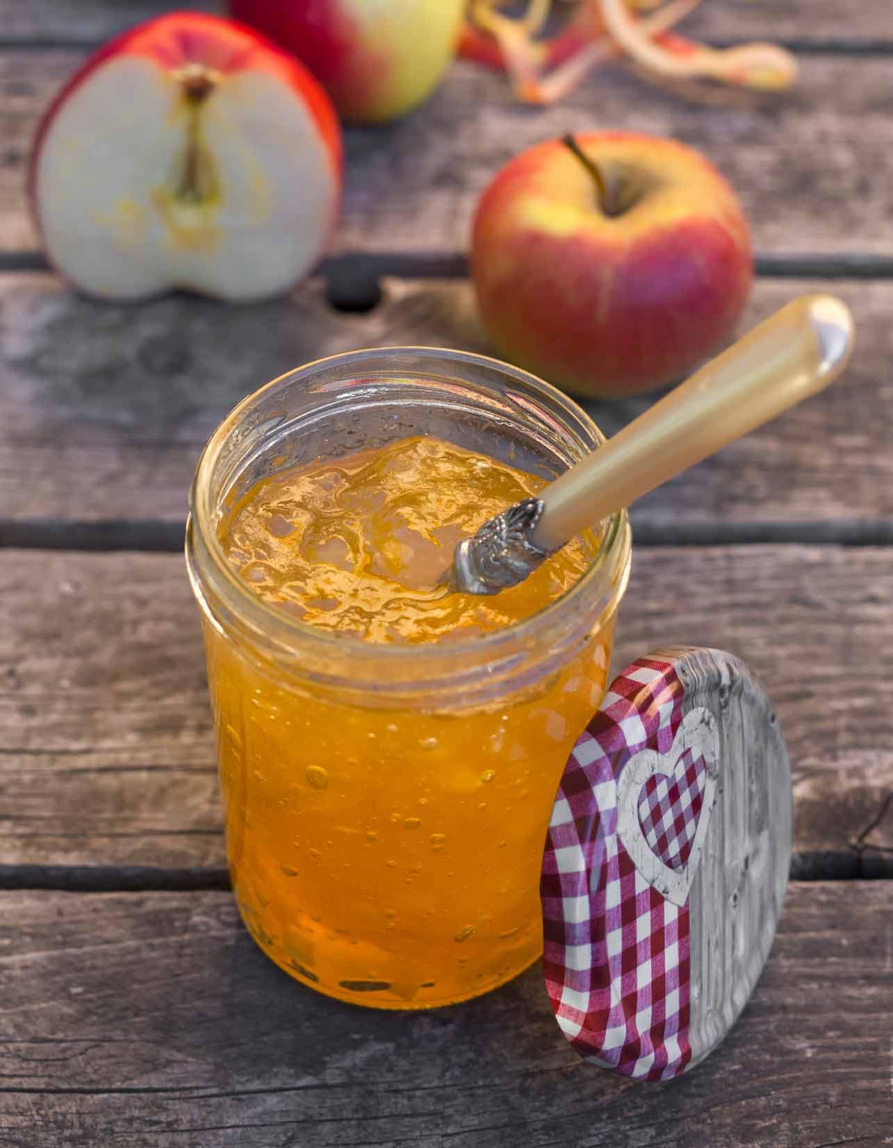 Recette Confiture De Pommes Originale : recette, confiture, pommes, originale, Confiture, Pommes, Thermomix, Personnes, Recettes, Table