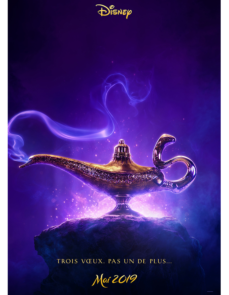 Bande Annonce L'heure De La Sortie : bande, annonce, l'heure, sortie, Première, Bande-annonce, Nouveau, Aladdin, Sortie, (ouf,, Adams, Apparait