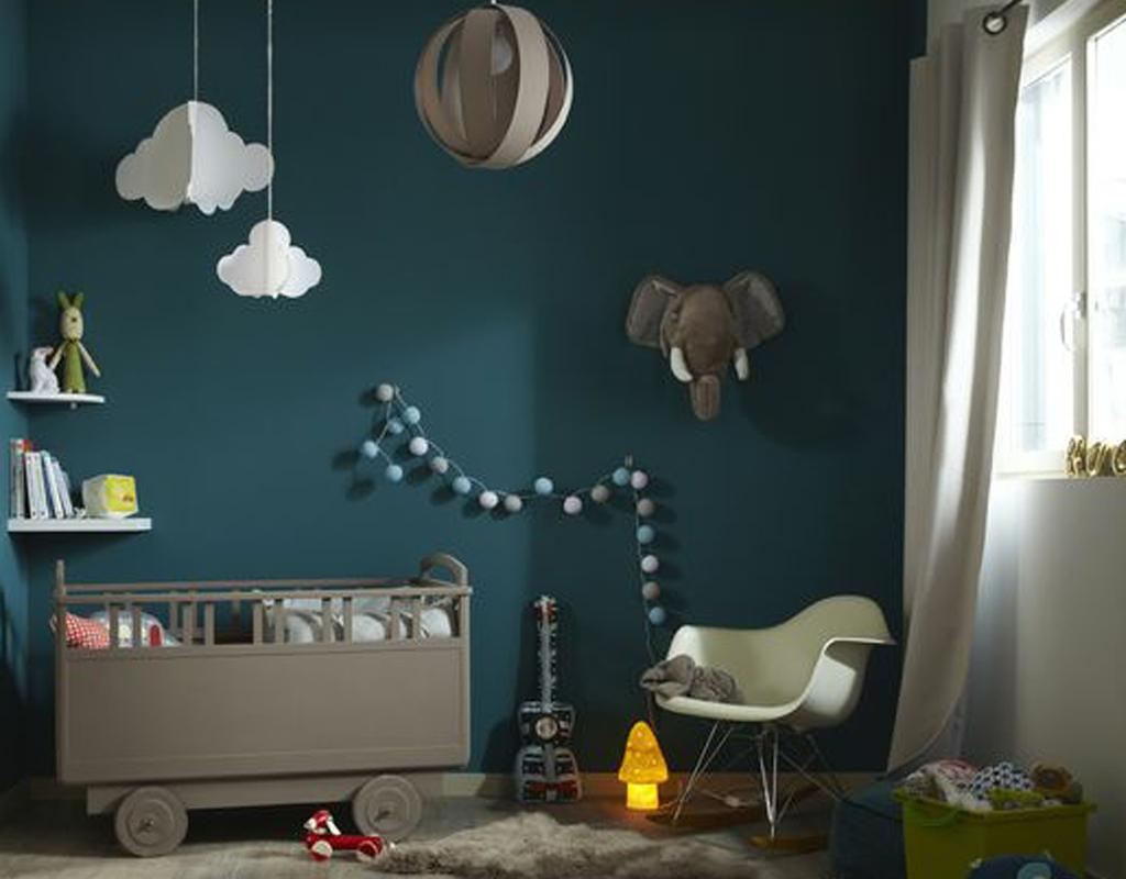 Quelles couleurs choisir pour une chambre denfant  Elle Dcoration