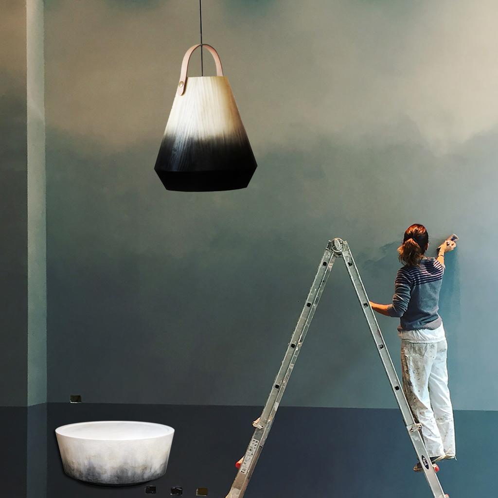 Beautiful Tendance Deco Degrade Infusion With Peinture