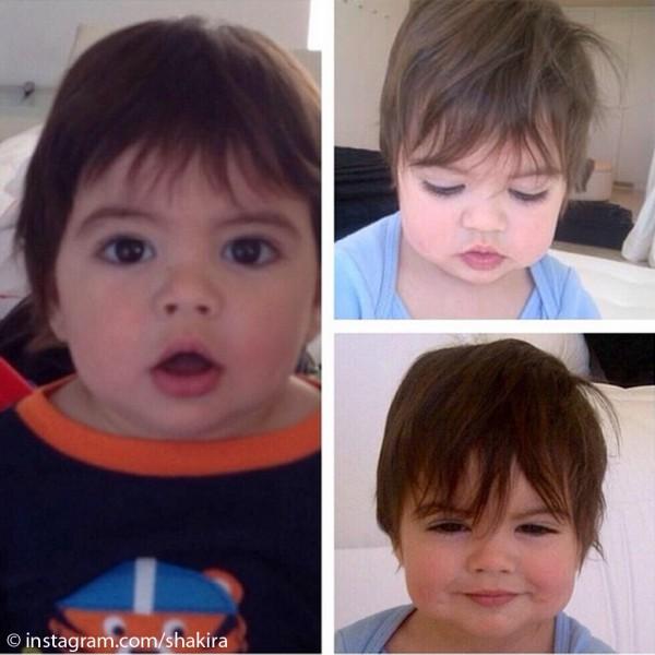 Shakira  Son Fils Milan A Bien Grandi ! Elle