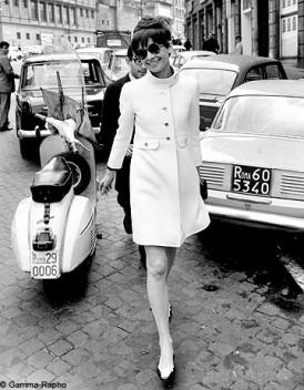 Audrey a Rome un hommage au style mythique d Hepburn