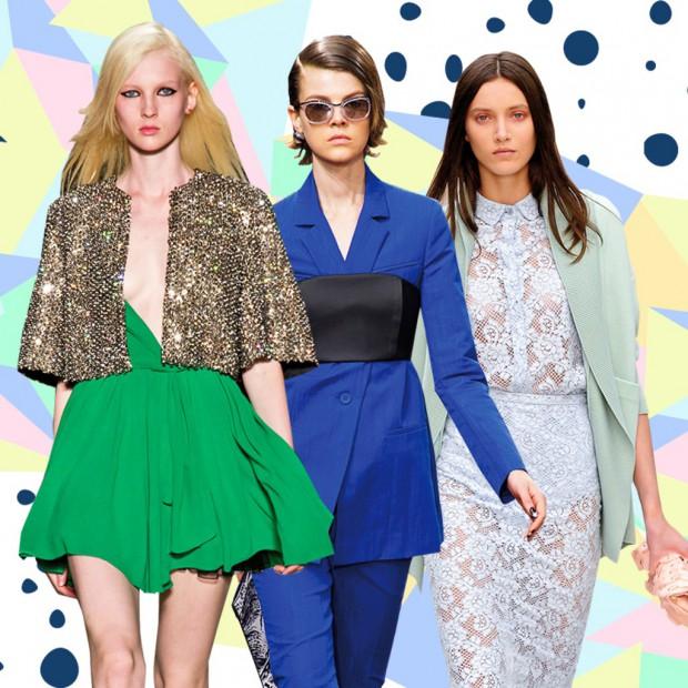 Le Pantone de la mode : quelles sont les couleurs tendance de la saison ?