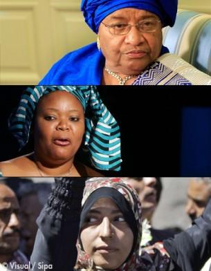 Ces femmes qui ont obtenu le prix Nobel Nobels 2011