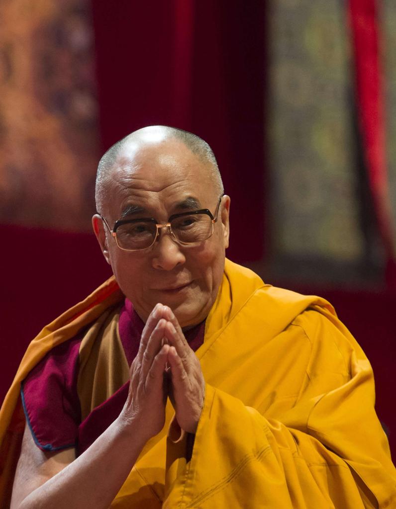 Haut Chef Spirituel Du Tibet : spirituel, tibet, Dalaï-lama, Femme, Succéder