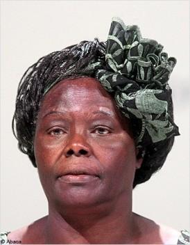Wangari Maathai Prix Nobel de la Paix est decedee