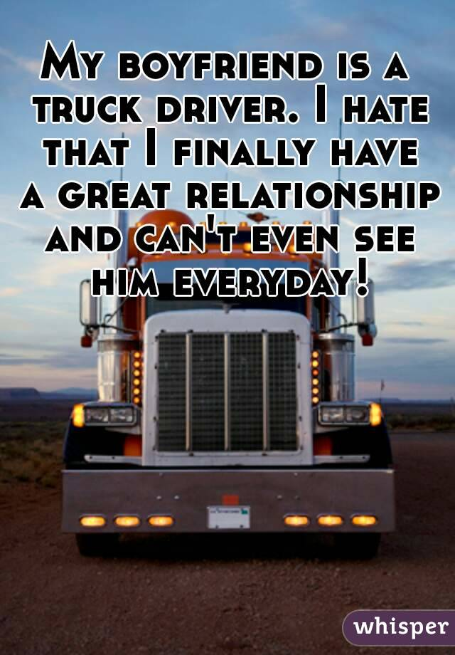 Trucker dating app