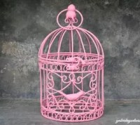 Spring Bird Cage With Michaels and Hometalk # ...
