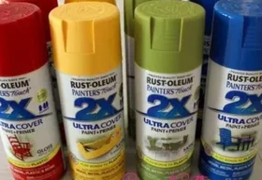 Satin And Metallic Spray Paint Colors Valspar