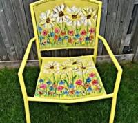 Best Painted Garden Chairs Photos - Liltigertoo.com ...