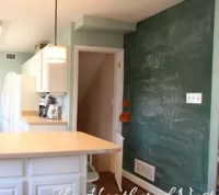 Paint Your Walls with Chalkboard Paint!