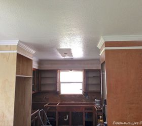 average cost to remodel a kitchen home remodeling covering soffit in | hometalk