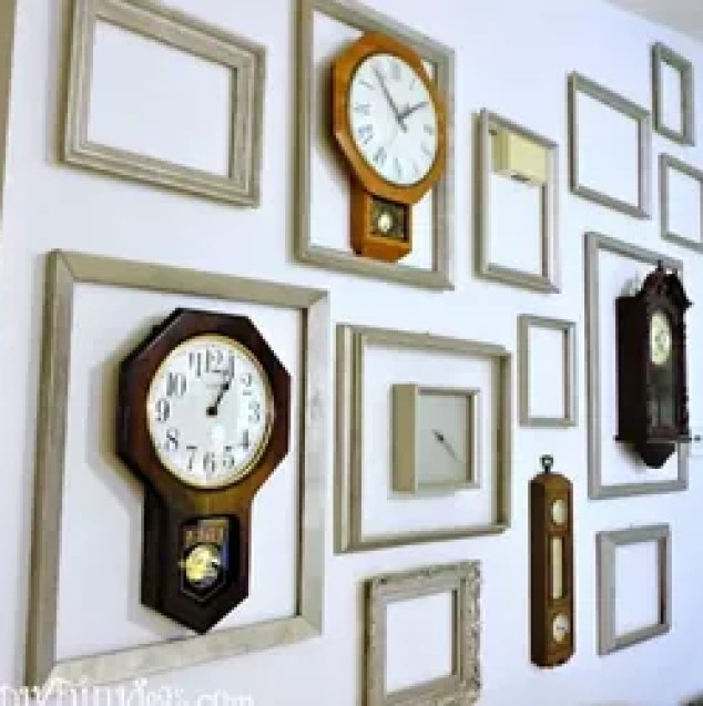 Diy Art And Wall Decor Picture Frame Gallery