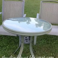Redo Sling Patio Chairs Norm Abrams Adirondack Chair Plans For Under 25 Hometalk Outdoor Furniture Tables Budget Painted