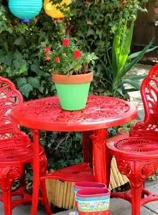 spray painting metal furnitureSpray Paint Colors For Metal Furniture  Home Painting