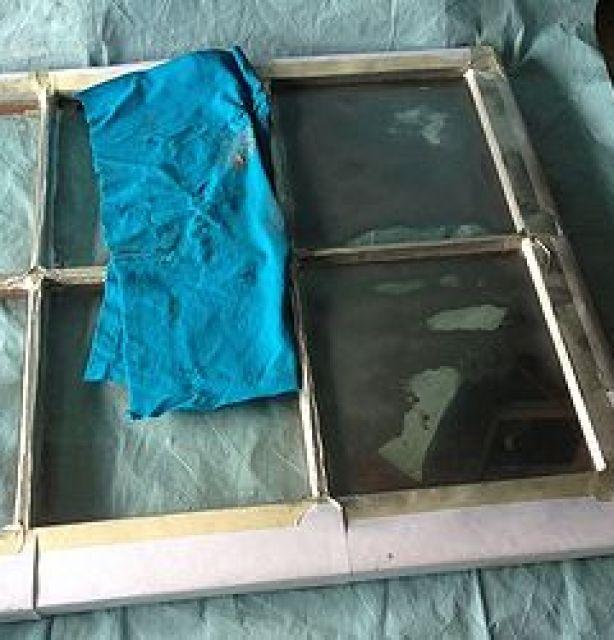 Craft Ideas Old Window Pane Recap