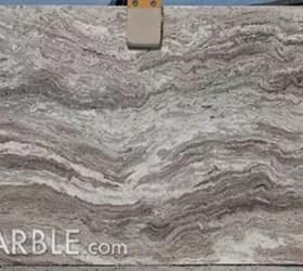 brown fantasy quartzite countertops marble backsplash hometalk kitchen
