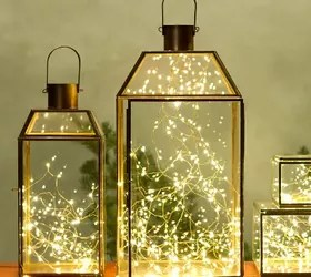 Decor Ideas With String Lights Hometalk