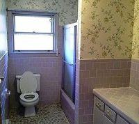 1960s lavender bathroom remodel - suggestions? | Hometalk