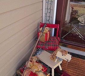 Christmas Decoration Ideas For The Porch Hometalk