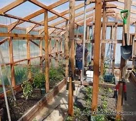 Garden Greenhouse Indoor Design & Layout Ideas Hometalk