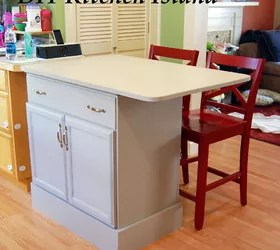 Repurposed Dresser Into Custom Kitchen Island Hometalk
