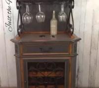 Custom Wine Cabinet   Hometalk