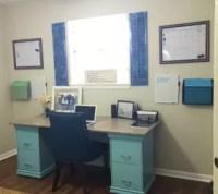 DIY Filing Cabinet Desk   Hometalk