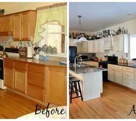 Kitchen Makeover Using Chalk Paint By Annie Sloan Hometalk