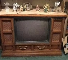 I Have An Old Console TV That Doesnt Work I Would Like