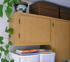 small kitchen ideas: going vertical to gain storage space | hometalk
