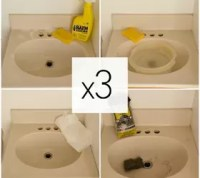 How To Paint A Sink | Hometalk
