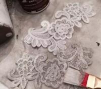 DIY - Shabby Chic Flower Pots - Tutorial   Hometalk