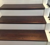 DIY Wood Plank Stairs | Hometalk