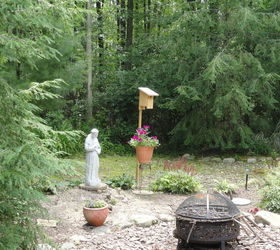wooded and wet area hometalk