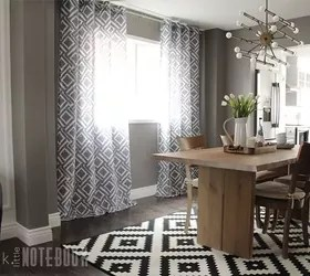 Curtain Ideas For Living Dining Room Combos Information About Part 74
