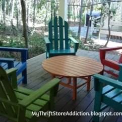 Outdoor Dream Chair Swivel Hub Liner Hometalk