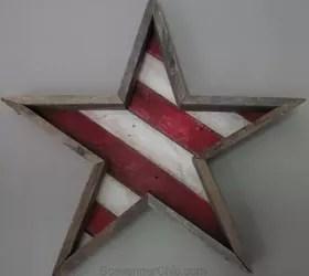 Pallet Stars And Stripes Diy Hometalk