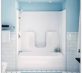 How to clean fiberglass tubshower enclosure  Hometalk